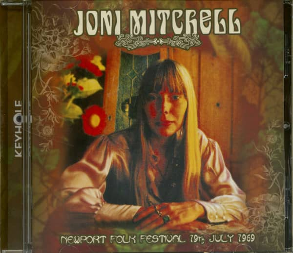 Newport Folk Festival 19th July 1969 (CD)