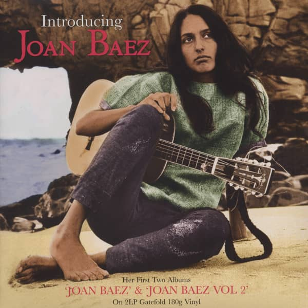 Introducing Joan Baez (2x180g Vinyl)