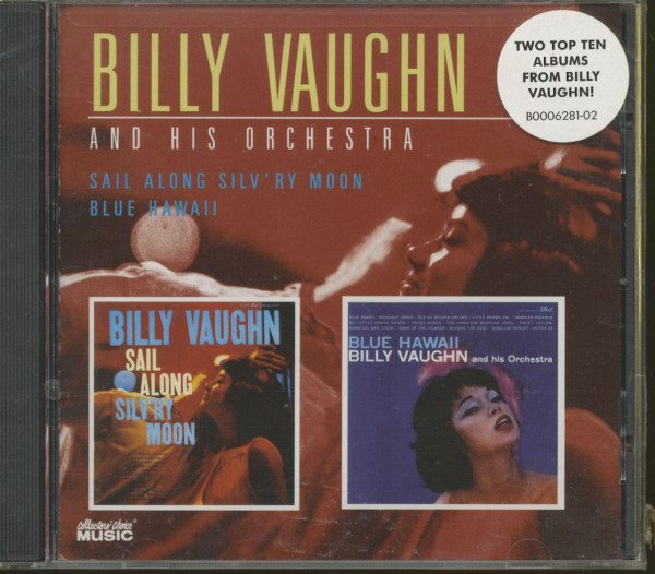 Sail Along Silv'ry Moon & Blue Hawaii (CD)