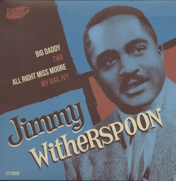 Jimmy Witherspoon (7inch, EP, 45rpm, PS)