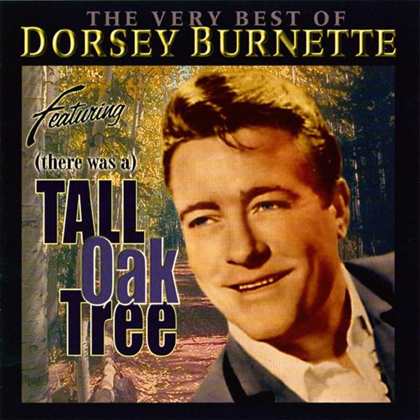 The Very Best Of Dorsey Burnette (CD)