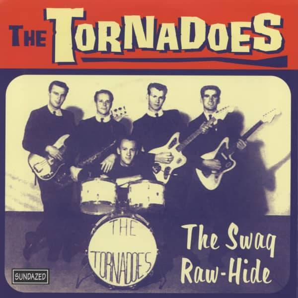 The Swag - Rawhide 7inch, 45rpm, PS