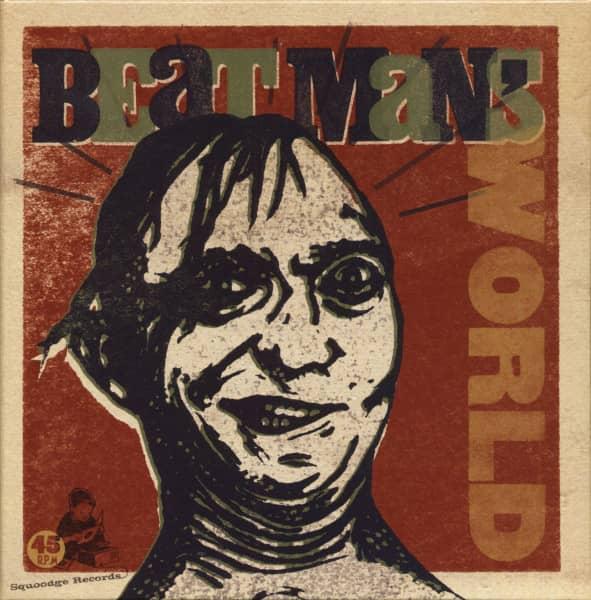 Beat Man's World (6x7inch Box Set, 45rpm, PS, Ltd.)