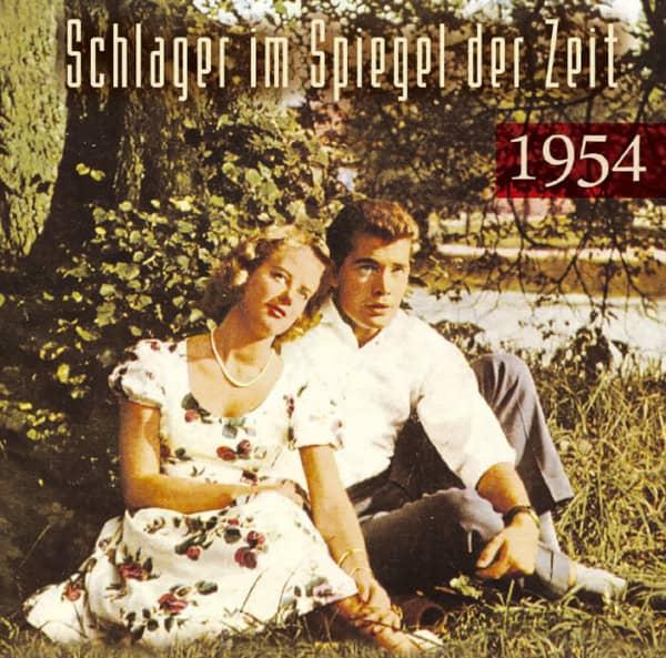 1954 Schlager im Spiegel der Zeit