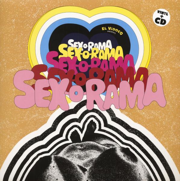 Sex-O-Rama Vol.1 (LP, Colored Vinyl & CD)