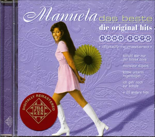 Das Beste - Die original Hits 1963-1972 (CD)