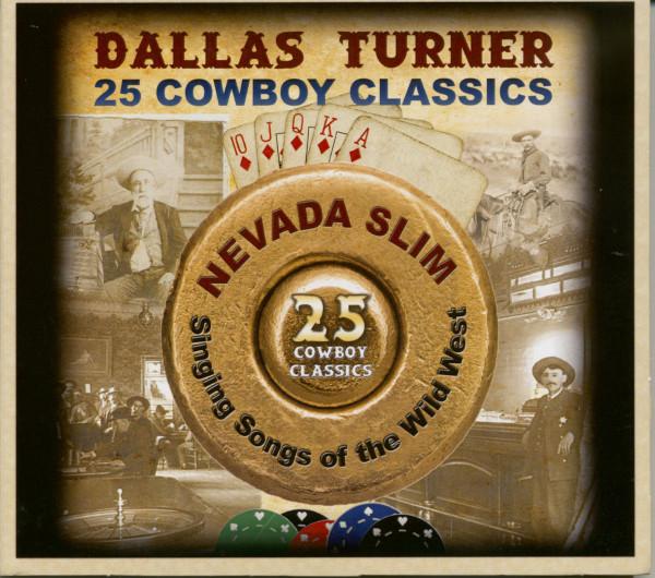 25 Cowboy Classics (CD)