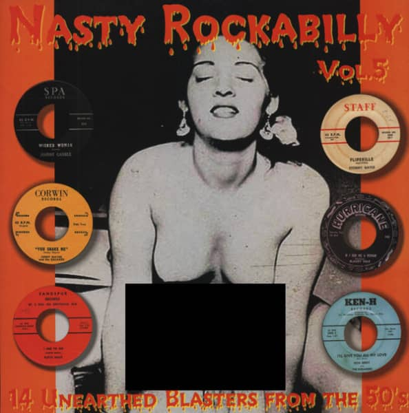Nasty Rockabilly Vol.5 (Vinyl LP)