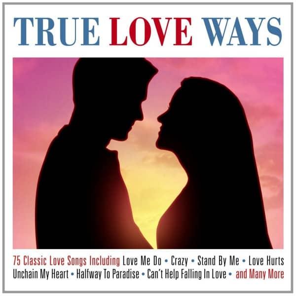 True Love Ways (3-CD)