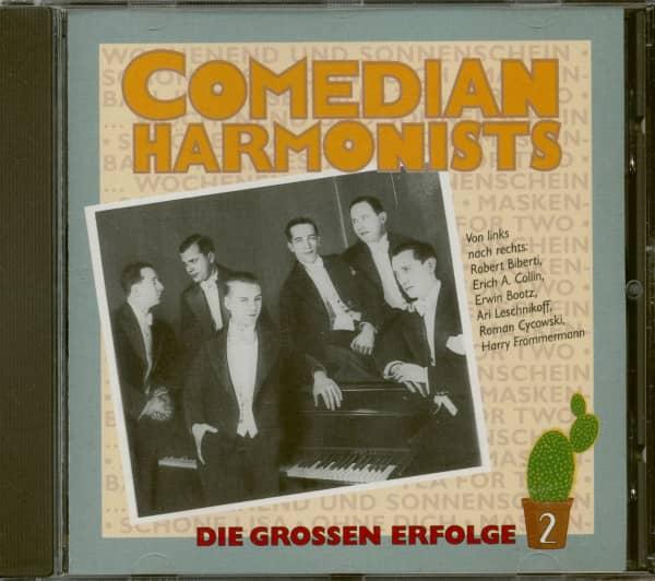 Die Grossen Erfolge 2 (CD)