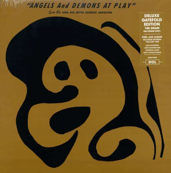 Angels And Demons At Play (LP, 180g HQ Virgin Vinyl)