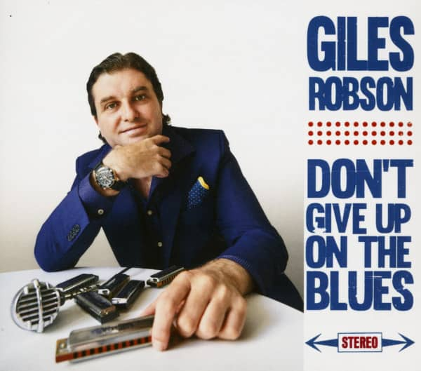 Don't Give Up On The Blues (CD)