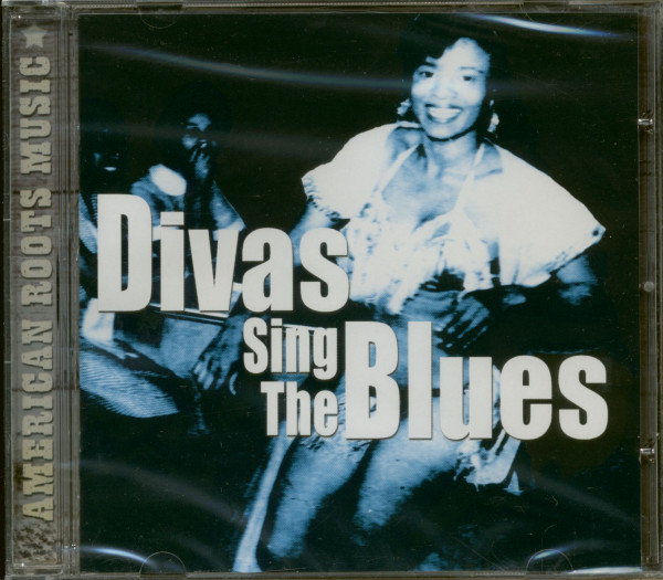 Divas Sing The Blues (CD)