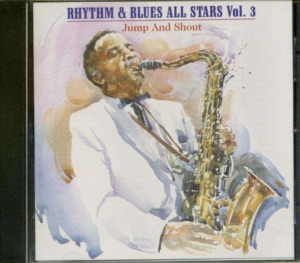 Vol.3, Rhythm & Blues Allstars (CD)