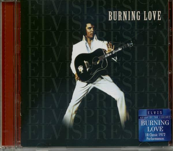Burning Love - Classic 1972 Performances