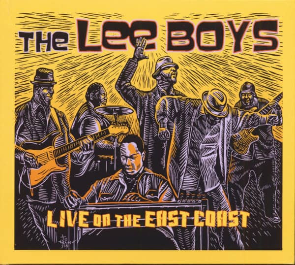 Live On The East Coast (CD)