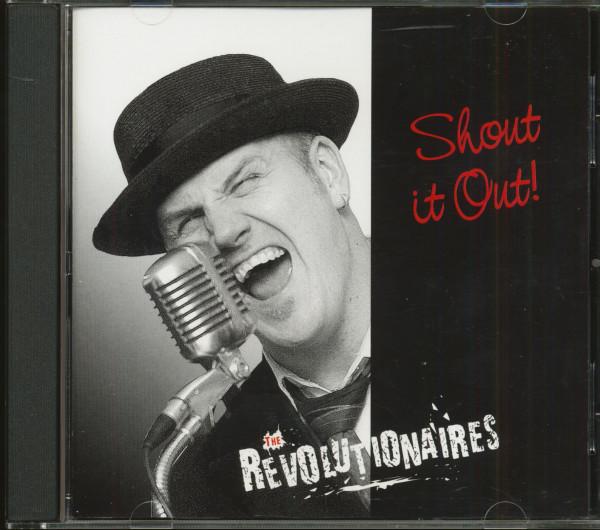 Shout It Out (CD)