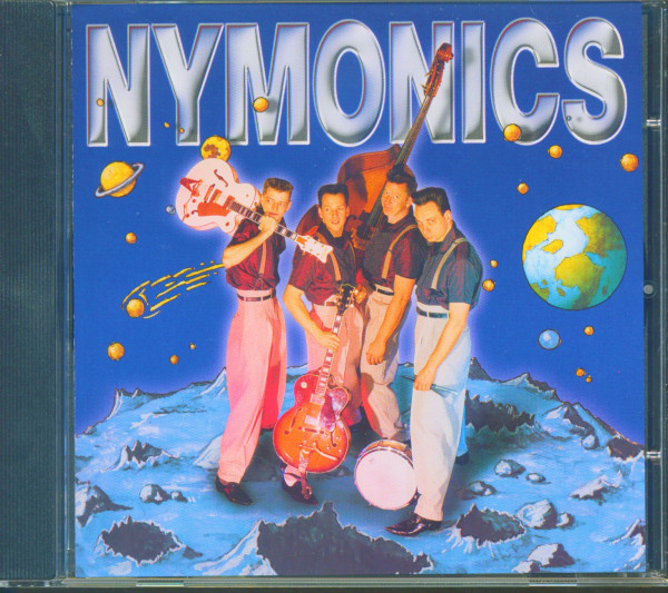 Nymonics (CD)