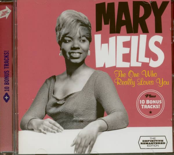 The One Who Really Loves You (CD)