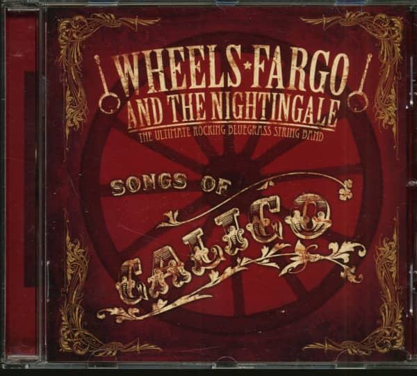Songs Of Calico (CD)