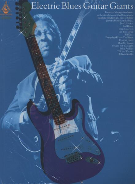 Electric Blues Guitar Giants
