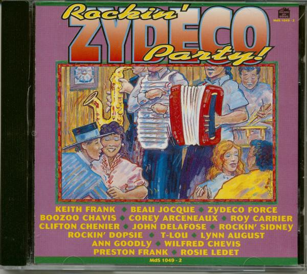 Rockin' Zydeco Party! (CD)