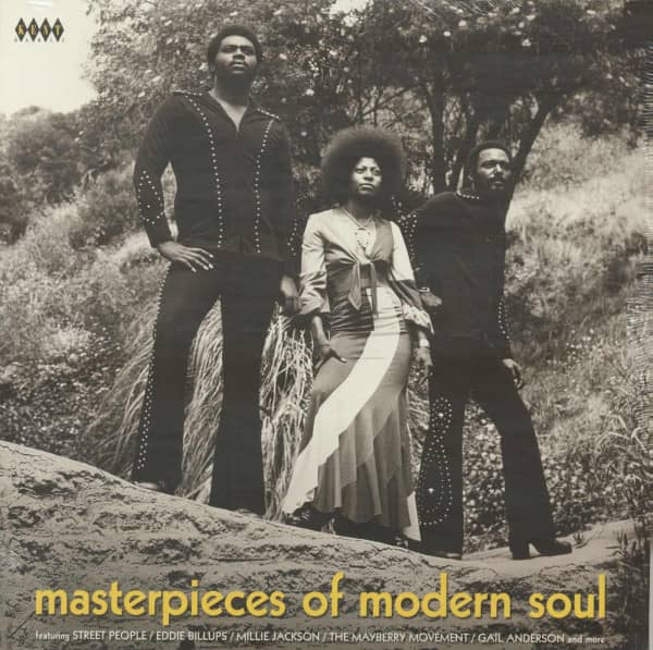 Masterpieces Of Modern Soul (LP)