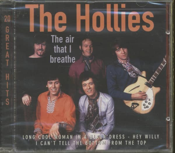 The Air That I Breathe - 20 Great Hits (CD)