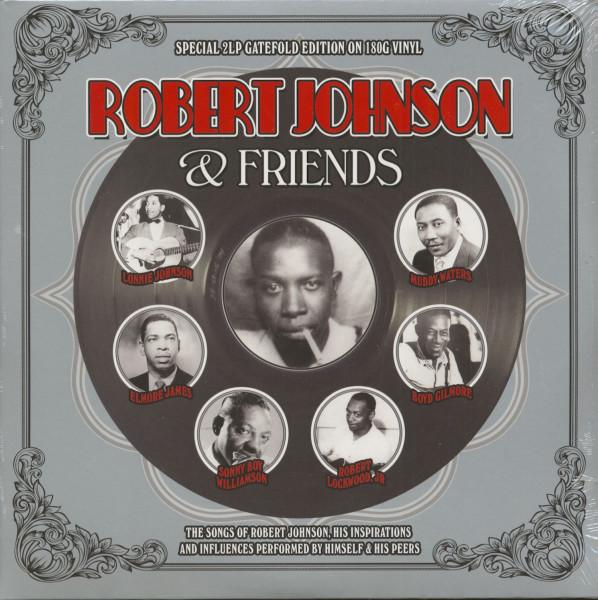 Robert Johnson And Friends (2-LP, 180g Vinyl)