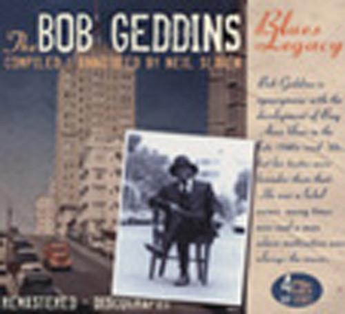 Bob Geddins Blues Legacy (4-CD-Box)