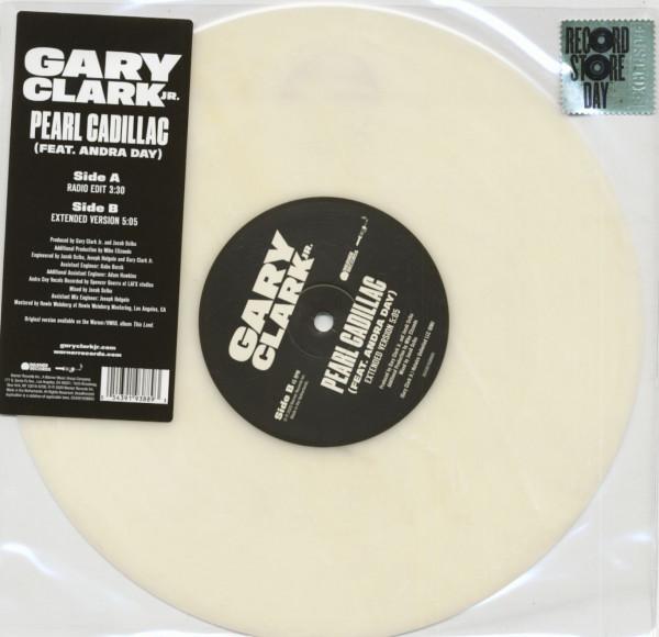 Pearl Cadillac (LP, 10inch, 45rpm)