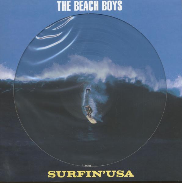Surfin' USA (Picture-LP, 180g Vinyl)