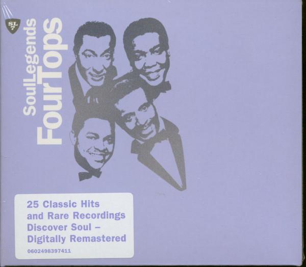 Soul Legends (CD)