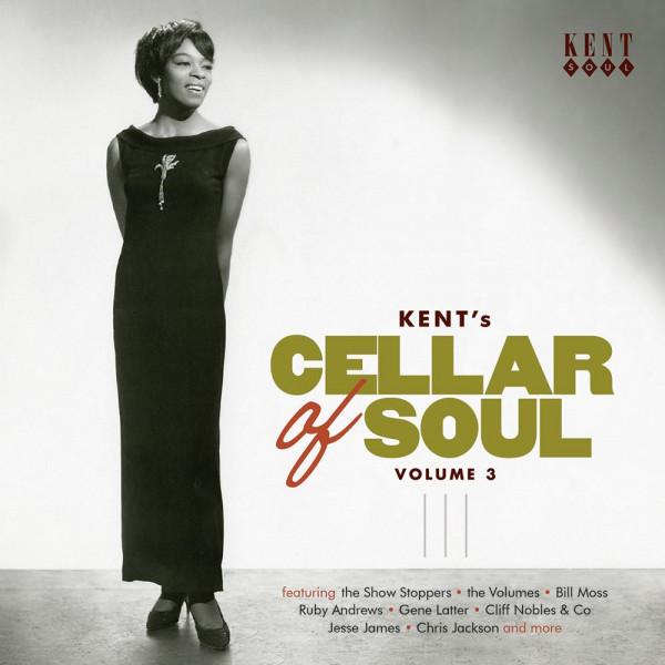 Kent's Cellar Of Soul Vol.3