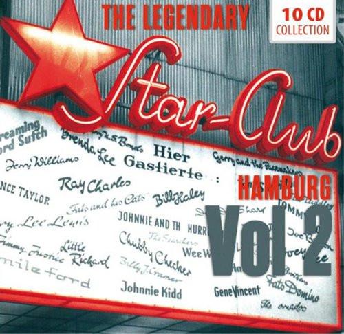The Legendary Star-Club Hamburg Vol.2 (10-CD)