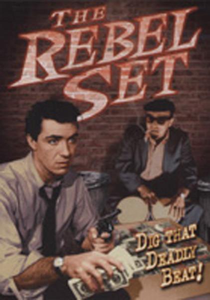 The Rebel Set (0) - Crime - Beatnik Era