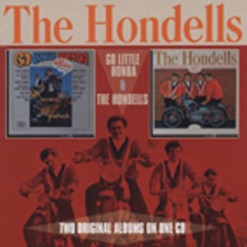 Go Little Honda - The Hondells (1964)