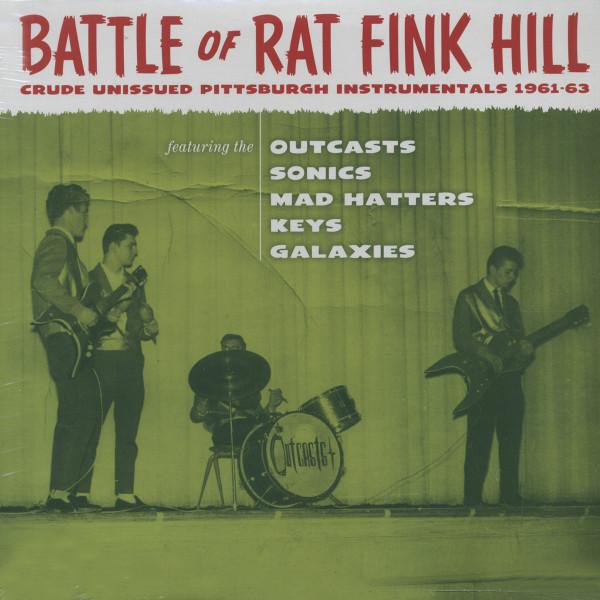 Battle Of Rat Fink Hill (1961-1963)