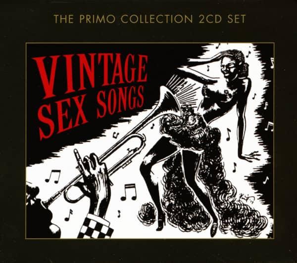Vintage Sex Songs (2-CD)