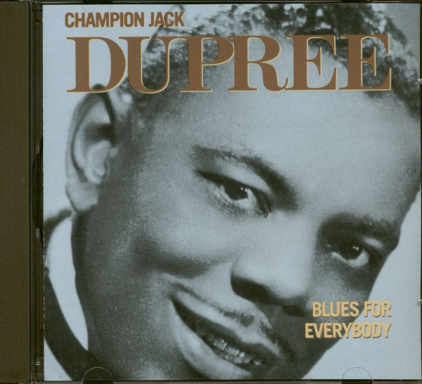 Blues For Everybody (CD)