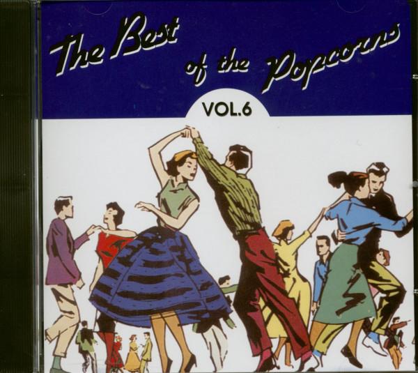 Best Of Popcorn's Vol.6 (CD)
