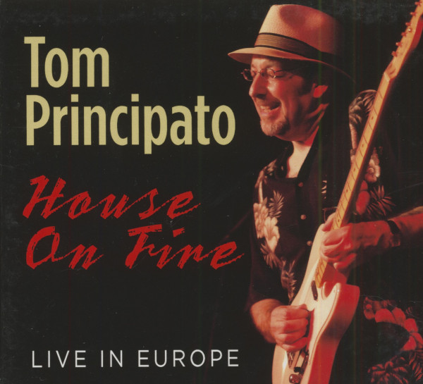 House On Fire - Live In Europe (CD)