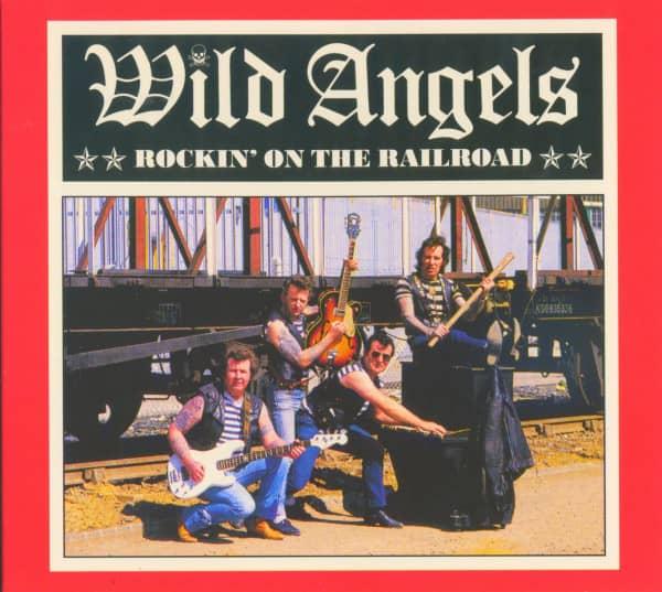 Rockin' On The Railroad (CD Digipack)