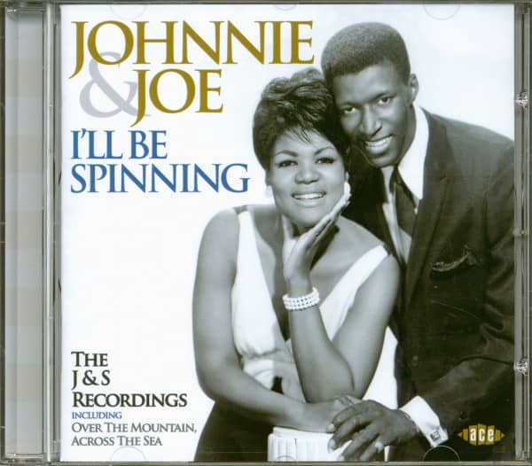 I'll Be Spinning - The J&S Recordings (CD)