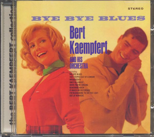 Bye Bye Blues (CD)