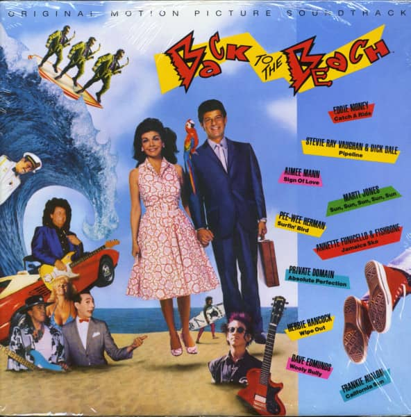 Back To The Beach - Original Motion Picture Soundtrack (LP)