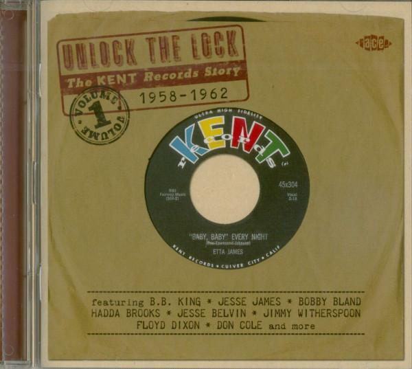 Unlock The Lock - The Kent Records Story Vol.1 (2-CD)