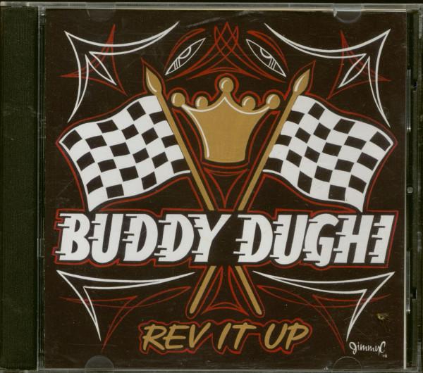 Rev It Up! (CD)
