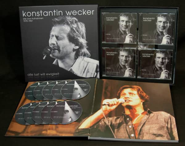 Live-Aufnahmen (10-CD)