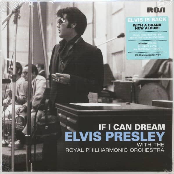 If I Can Dream (2-LP) 180 Gram Audiophile Vinyl - US Pressing